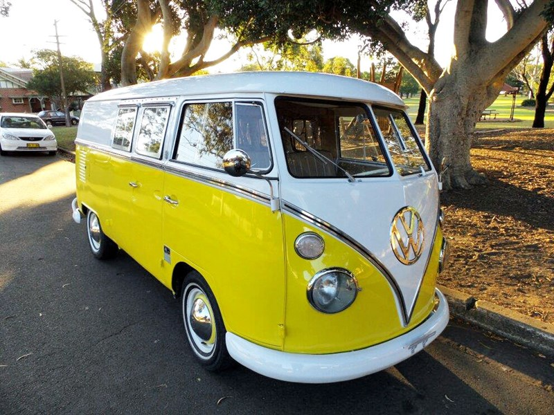 Vw Microbus For Sale >> 1966 Volkswagen Microbus Type 1 For Sale