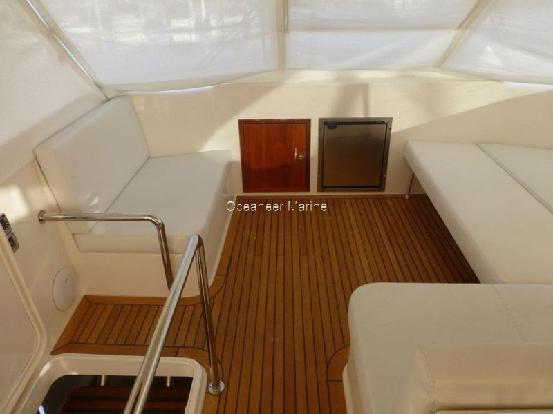 maritimo 16.7m 550 offshore pleasure boat 472887 020
