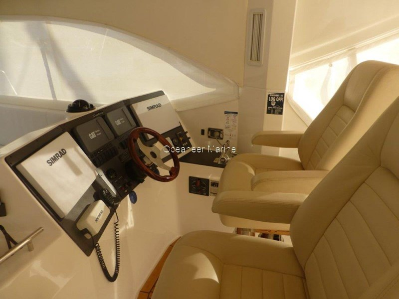maritimo 16.7m 550 offshore pleasure boat 472887 002