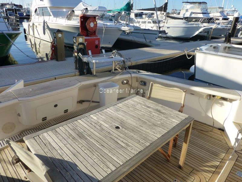 maritimo 16.7m 550 offshore pleasure boat 472887 012