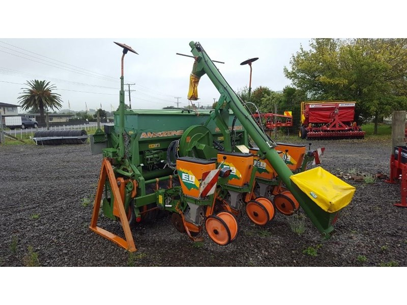 Amazone 4 Row Maize Planter Rp Ed 301 For Sale