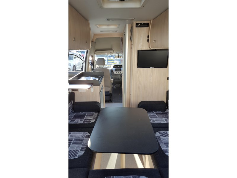 "ldv u-shape ""customise your campervan"" 474409 010"