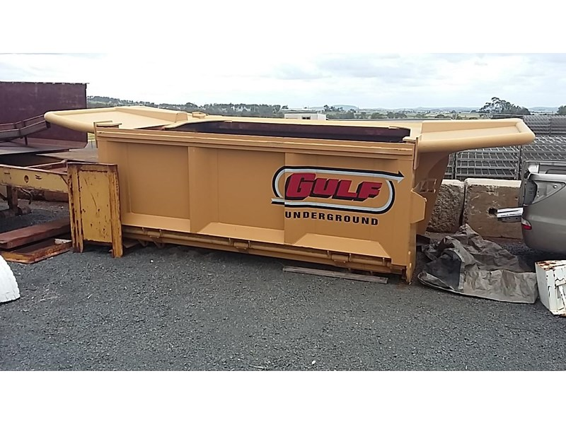 other mick murray hardox side tipping bin 476295 006
