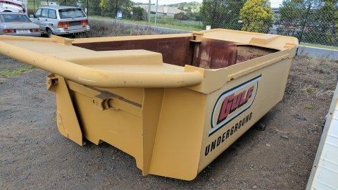 other mick murray hardox side tipping bin 476295 004