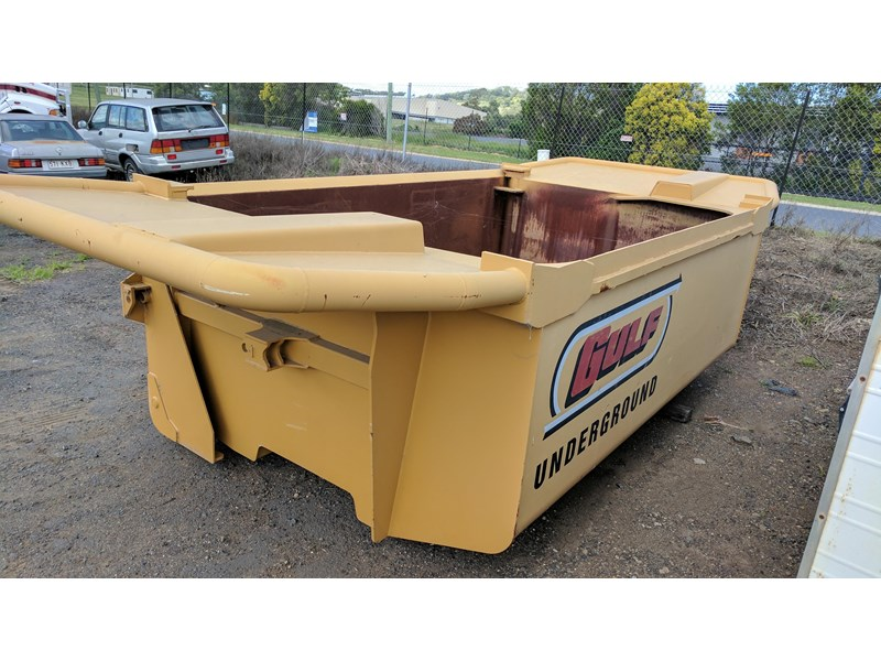 other mick murray hardox side tipping bin 476295 002