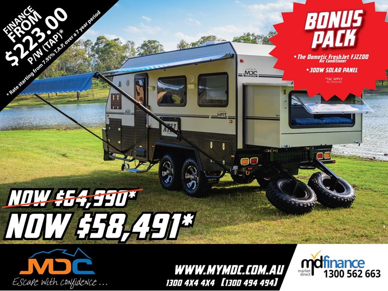 market direct campers xt17-hrt 433679 023