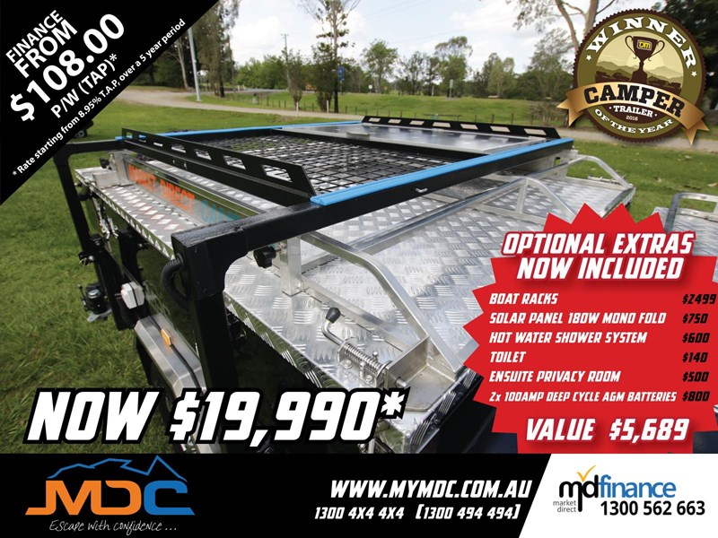 market direct campers venturer lt rear fold cape york 2016 edition 349003 007