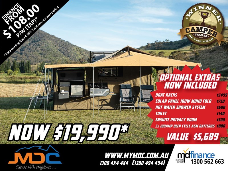 market direct campers venturer lt rear fold cape york 2016 edition 349003 010
