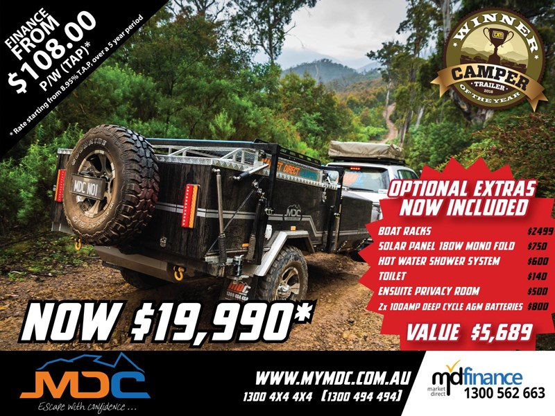 market direct campers venturer lt rear fold cape york 2016 edition 349003 012