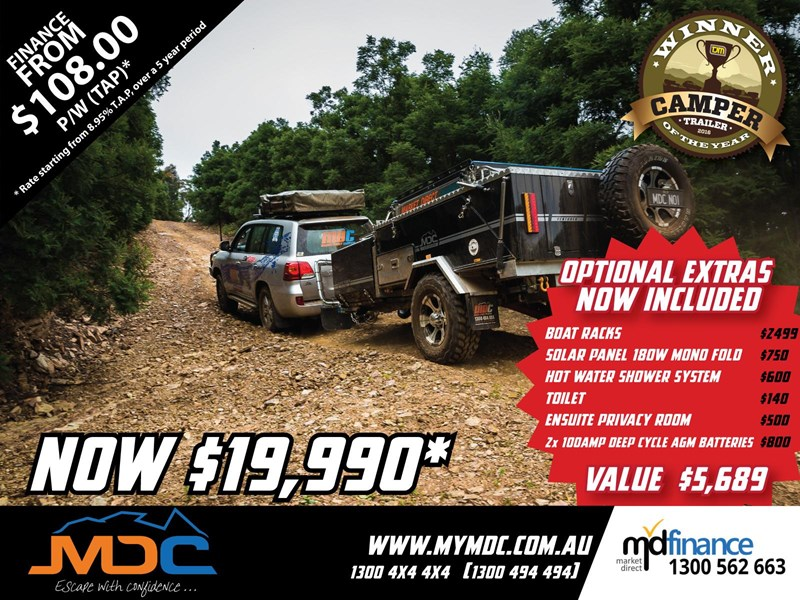 market direct campers venturer lt rear fold cape york 2016 edition 349003 013