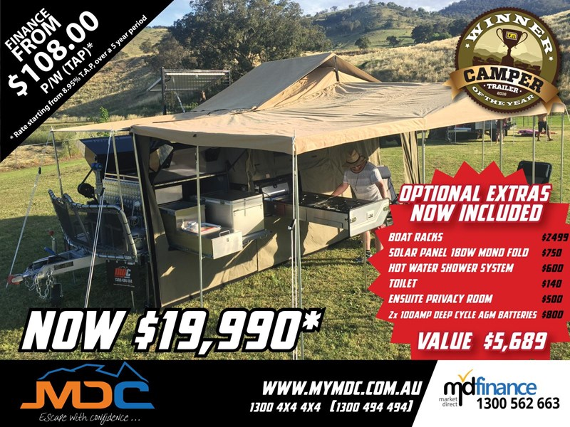 market direct campers venturer lt rear fold cape york 2016 edition 349003 017