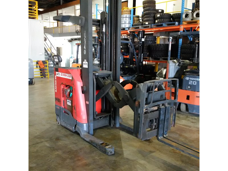 raymond double deep reach truck 477221 002