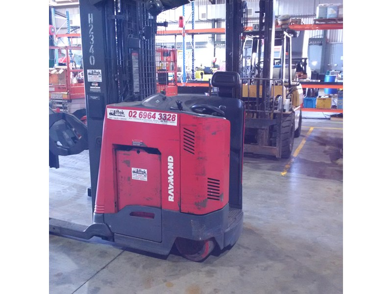 raymond double deep reach truck 477221 004