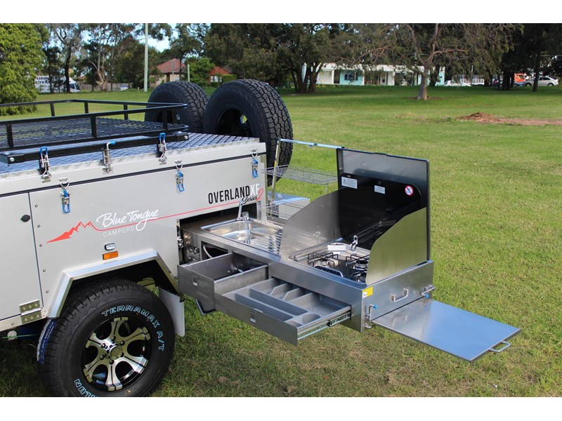 blue tongue camper trailers xf forward fold camper series ii 477597 023