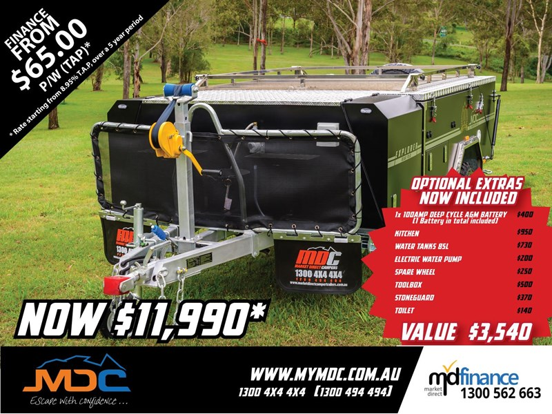 market direct campers explorer rear fold 433707 001
