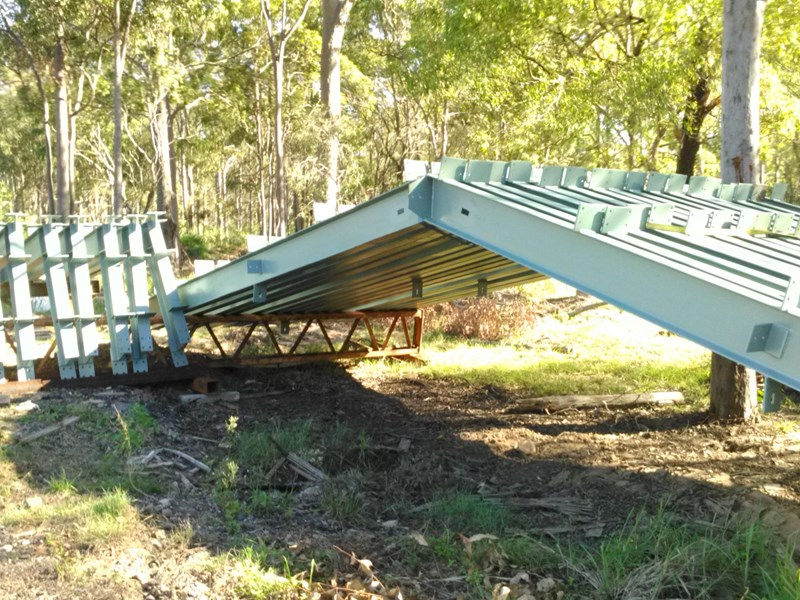 2015 large shed structural steel beam construction 1000 for Large sheds for sale