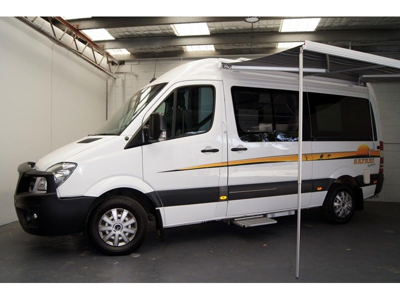 safari mercedes-benz sprinter motorhome 289154 001