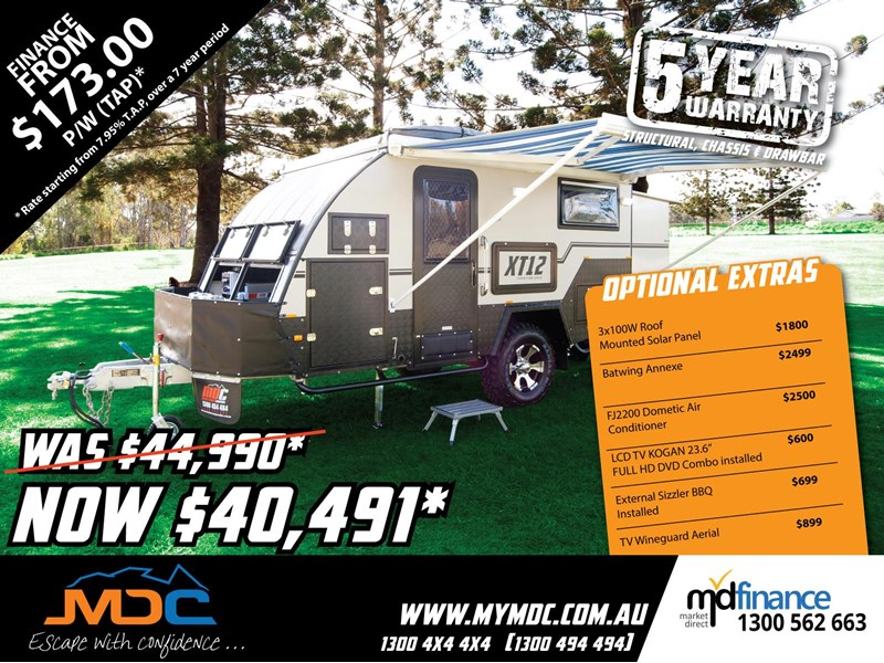 market direct campers xt - 12db 343371 015