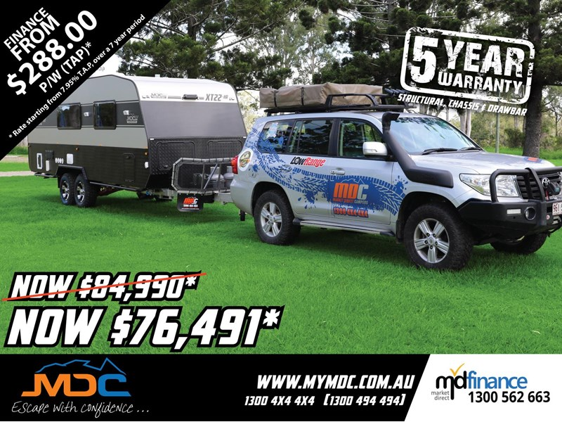 market direct campers xt22-hrt 433756 007