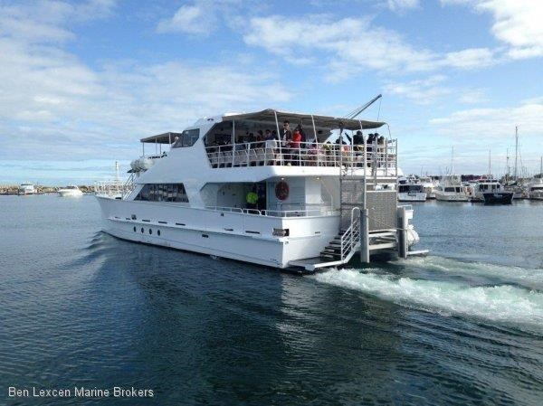 denis walsh catamaran/ferry charter business 491831 003