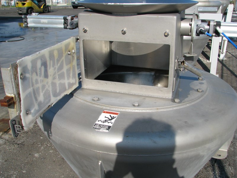 other stainless steel cone hopper feeder 493015 005