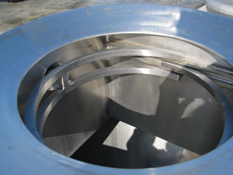other stainless steel cone hopper feeder 493015 009
