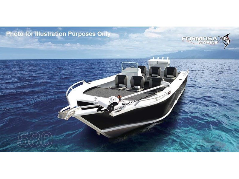 formosa tomahawk offshore 480 side console 494231 001