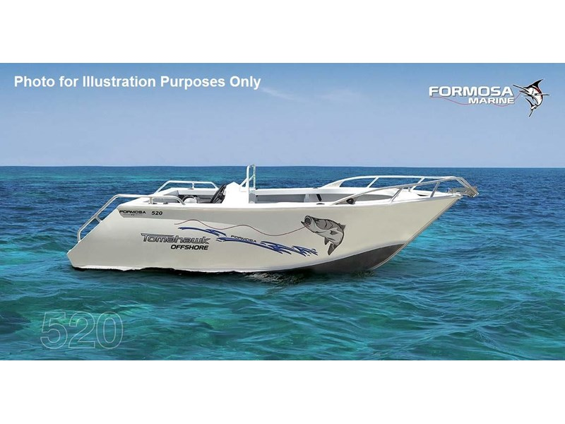 formosa tomahawk offshore 480 side console 494231 002