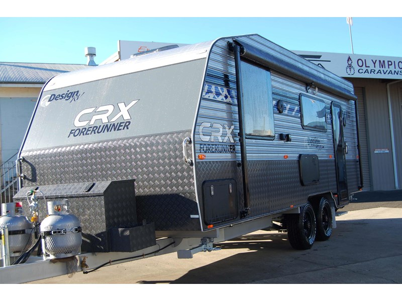 "design rv crx semi offroad 20'6"" 496242 012"