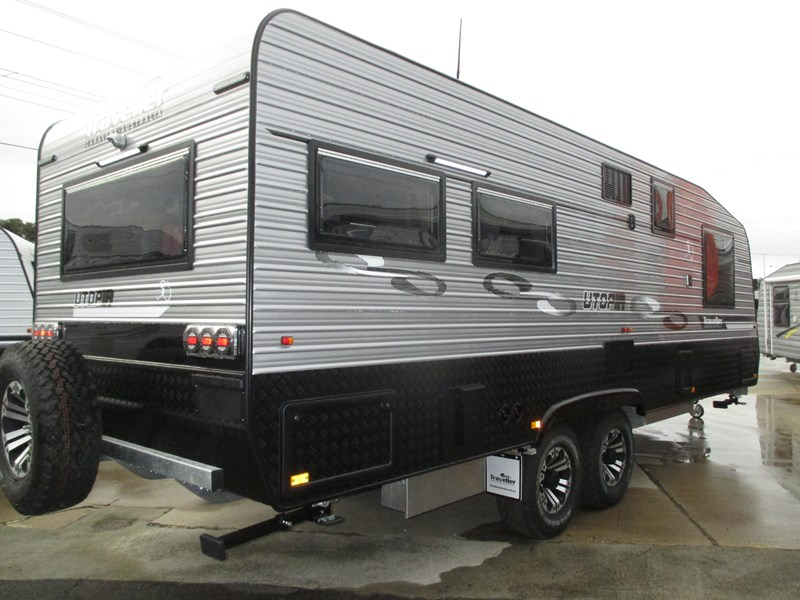 "traveller utopia 23'6"" off road....in stock now.... 495808 003"