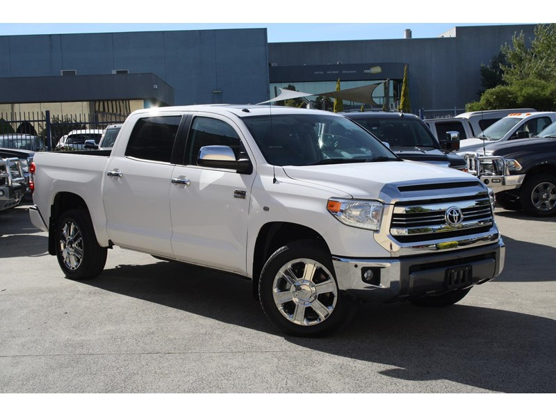 2016 toyota tundra 1794 edition for sale. Black Bedroom Furniture Sets. Home Design Ideas