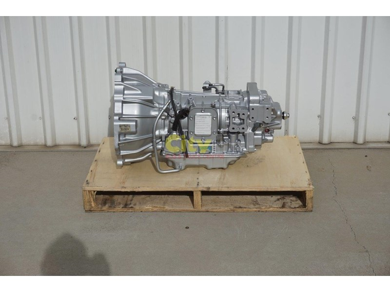 mitsubishi rosa bus automatic gearbox - reconditioned 498573 001