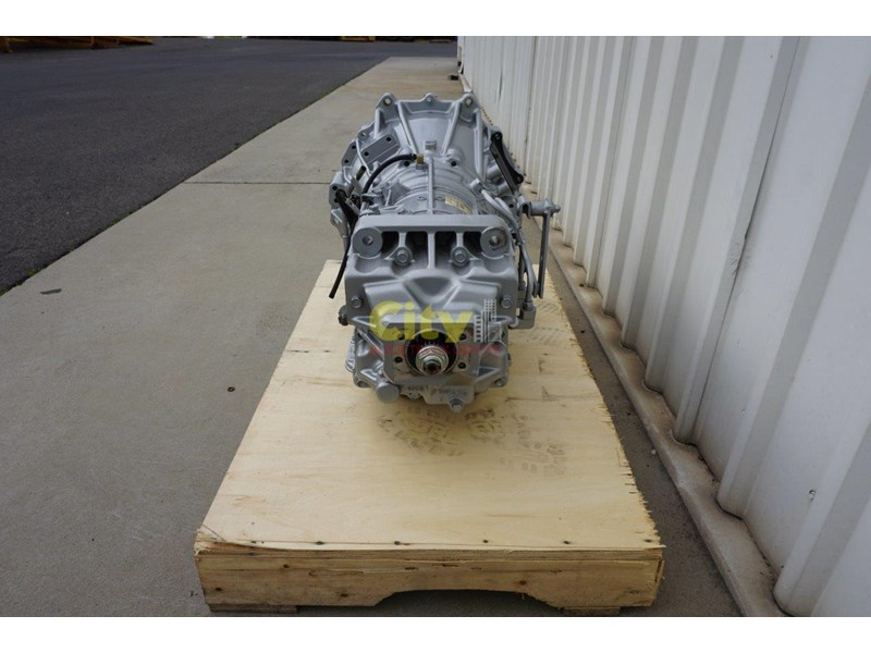 mitsubishi rosa bus automatic gearbox - reconditioned 498573 007