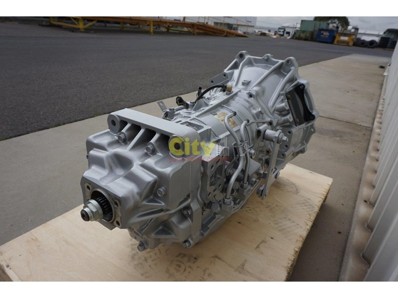 mitsubishi rosa bus automatic gearbox - reconditioned 498573 008