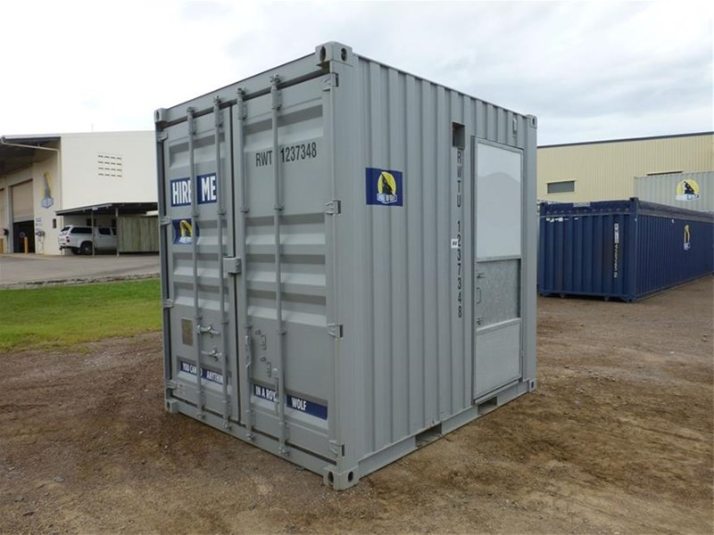 10 SHIPPING CONTAINER BUILDERS COMBO 10 SHIPPING CONTAINER