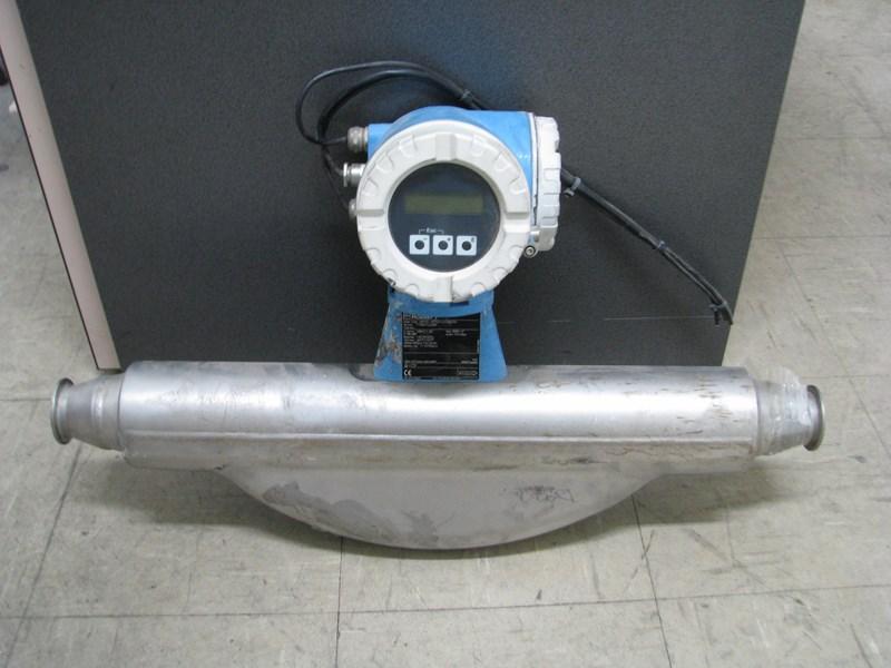 endress hauser flow meter manual pdf