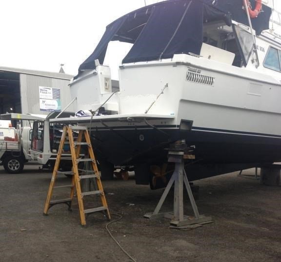 randell 41' mark 1 - flybridge 499604 004