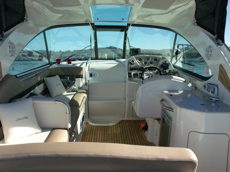 sea ray 305 sundancer hardtop 501153 013