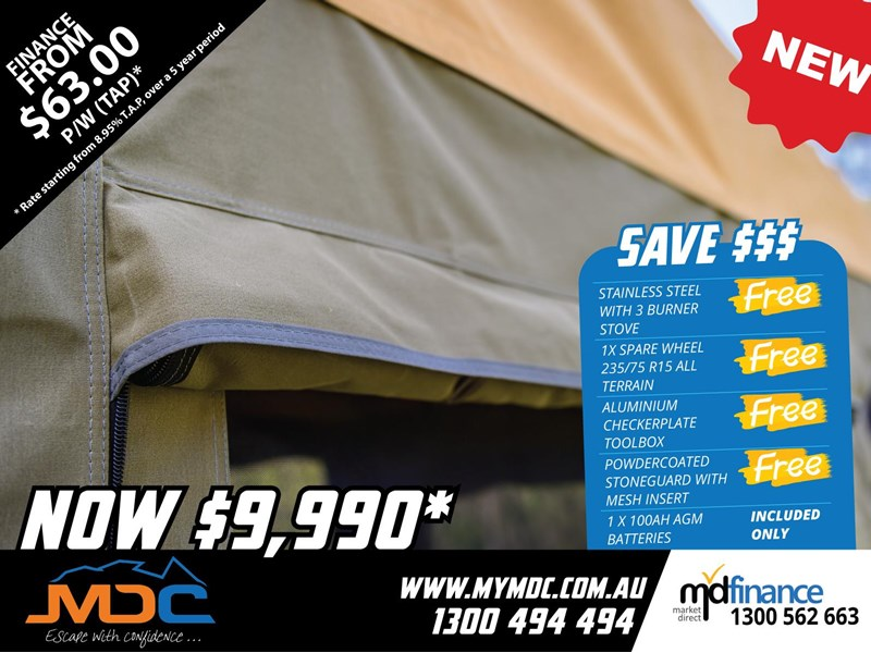 market direct campers voyager rear fold 456980 010