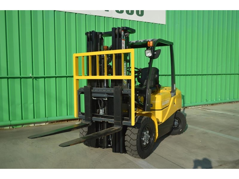 agrison 3 tonne forklift - 3 stage cont. mast - nationwide delivery 505653 003