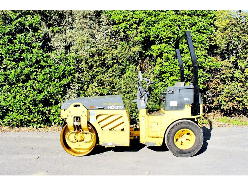 bomag bw131-acw-2 combination roller 507701 001