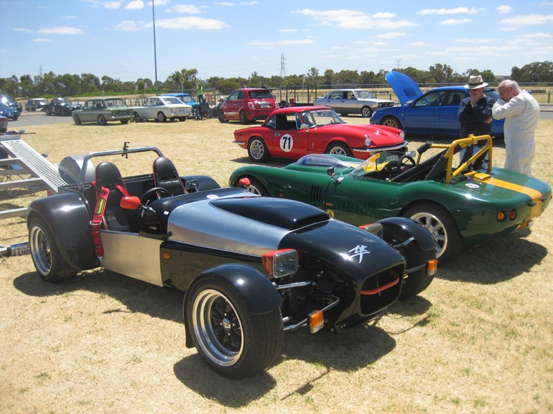 2015 LOTUS SEVEN Dax Rush M/C for sale
