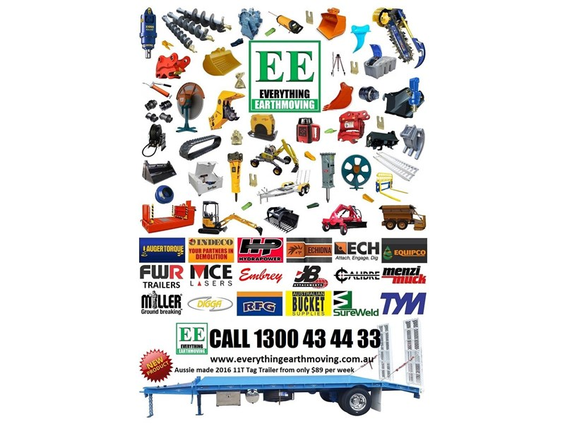 everything earthmoving 5-6 tonne buckets 429859 008