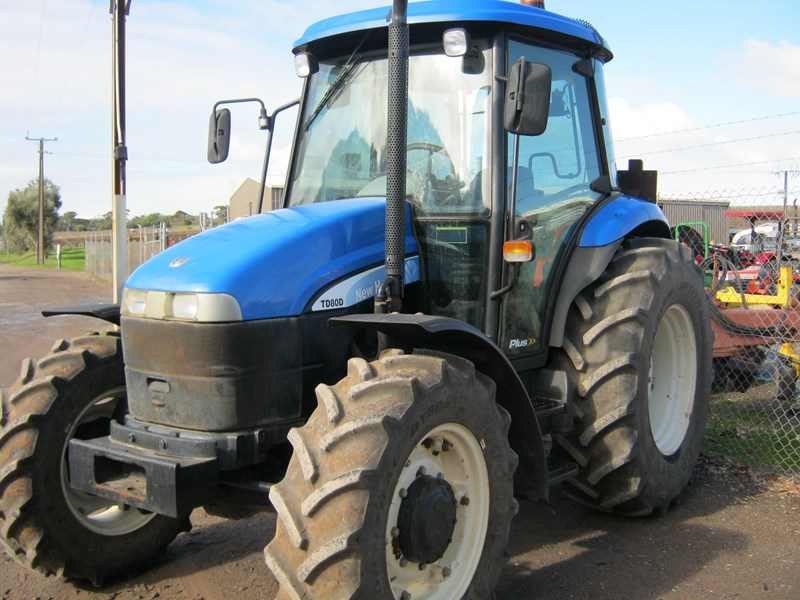 new holland td80d tractor 510129 001