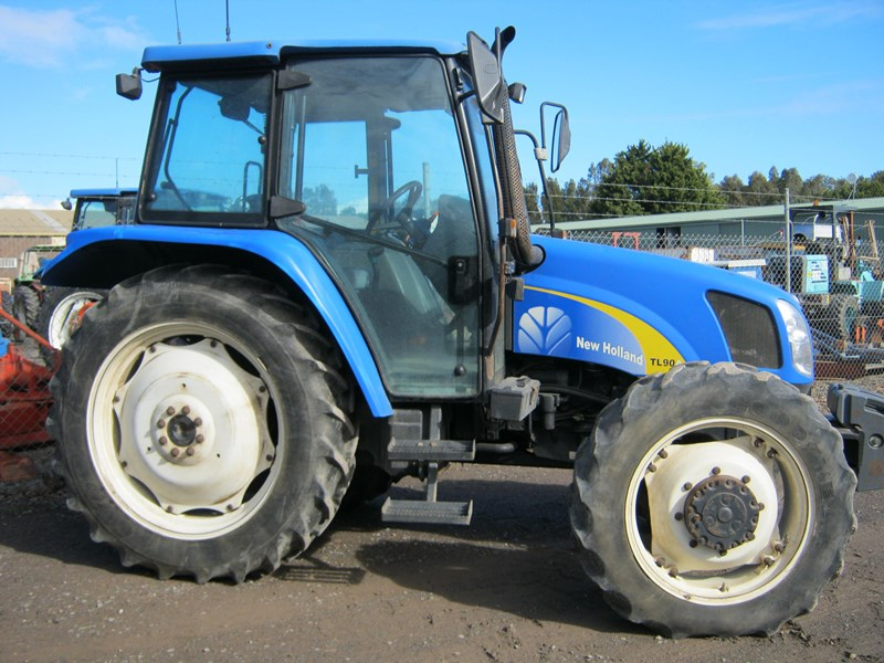 New Holland Tractor Wheel Weights : New holland tl a tractor wrights tractors phone