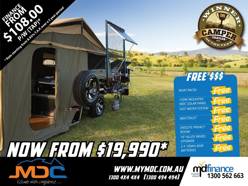 market direct campers 2016 venturer lt rear fold cape york edition 342157 011