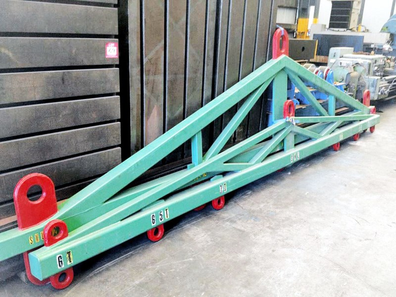 spreader lifting beams 510482 001