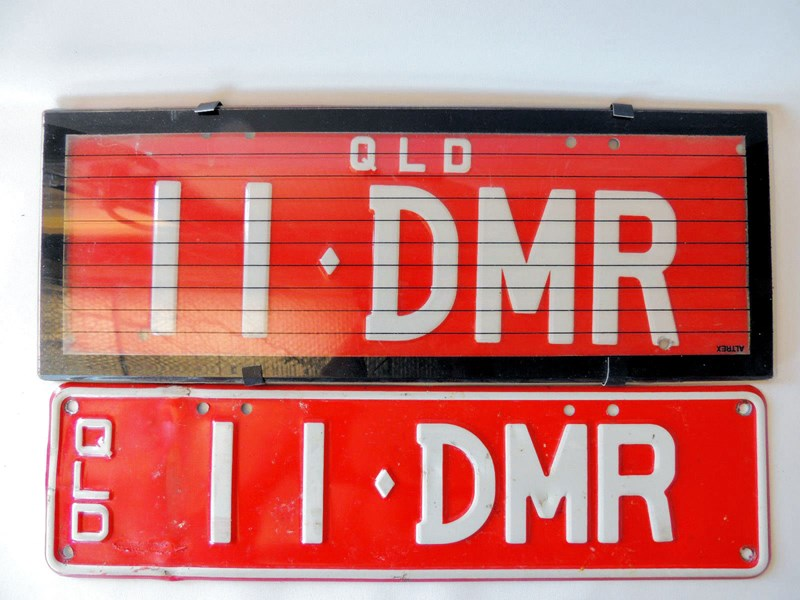 number plates personalised 511370 001