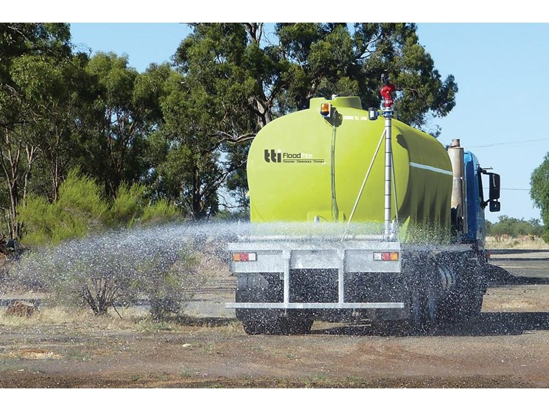 "transtank floodrite 4000l slip-on with yanmar 3"" diesel 415868 005"
