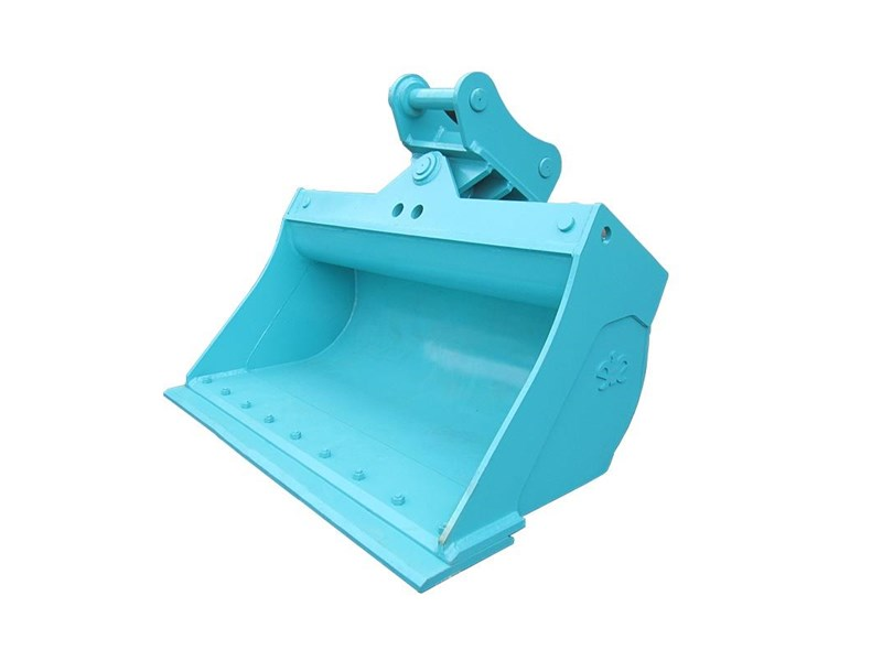 ei engineering tilting mud bucket with bolt-on-edge for sk210 107231 002